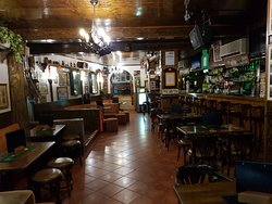 Big Irish pub