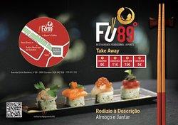 Restaurante Japonês FU89º