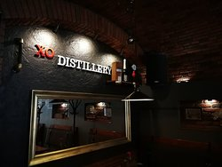 X.O. distillery