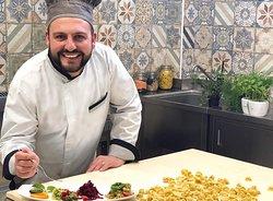 Marco Godino, il nostro Chef