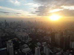 Tallest tower in Thailand