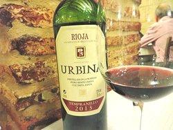 Bodegas Urbina Tempranillo Vino La Rioja
