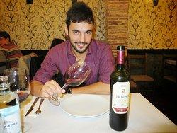 Pedro Benito Sáez Urbina Vinos y Restaurantes La Rioja