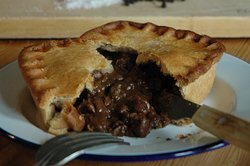 Great to have a fully filled pie!