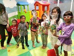 Liburan Anak Sekolah
