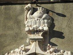 L'antico Palazzo Borromeo