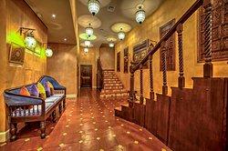 """Кафе является частью центра аюрведы и йоги """"Керала"""""""