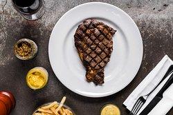 Glenarm Estate rib eye steak