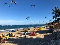 kite beach, Gokite Cabarete!