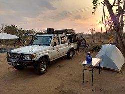 Our Bushlore 4x4 Toyota Landcruiser diesel