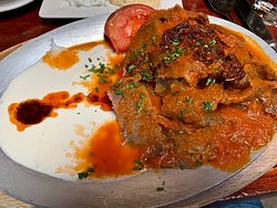 My Alexander's Favorite ( Iskender ) tasted fantastic......so much flavor !.