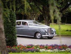 Outdoor Wedding Car