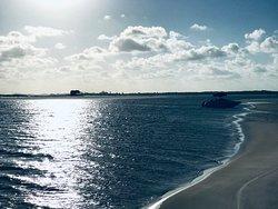 Ilha do Sogro - passeio para Mangue Seco 5x1