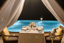 Sea Pool Private Dining
