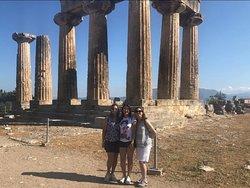 Athens and Corinth tours!!
