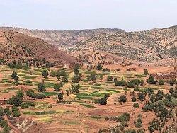 Dans la vallée des Ait Boughmez