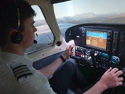 Virtual Flight Experience