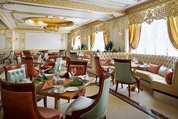 Al Deira Restaurant Seating Area