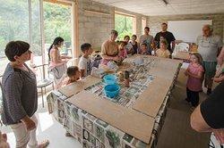 Atelier poterie l'été