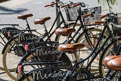 Requisite uma bicicleta