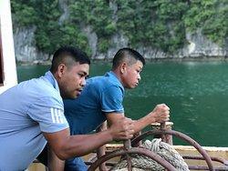 Amazing kayaking experience in Lan Ha bay
