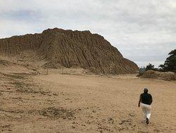 トゥクメのピラミッド
