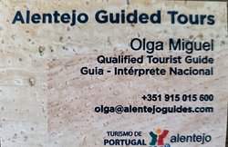 Olga's Business Card & Contact Info