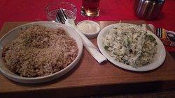 My dinner as I got it