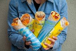 Burritos Galore!