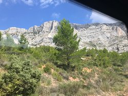 View en route to the IILE