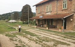 The railway stations in Croatia still have Stationmasters.