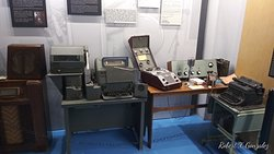 Army communications equipment of the 1940's