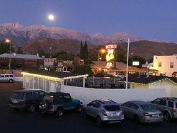 Dow in Lone Pine is Terrific