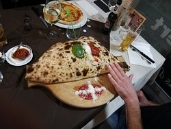 Beste Pizza, top Service!