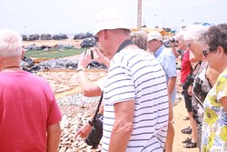 denmark group fish marker visit