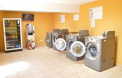 Autoservicio de lavandería