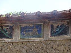 Zona Arqueológica de Herculano, Ercolano - Nápoles, Italia