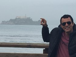 PIER 39  - Ilha Alcatraz