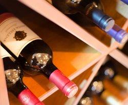 Vinho de ótima qualidade e de várias marcas