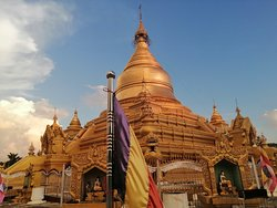 Mandalay Tours The World Biggest Golden Stupa