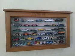 Have matchbox collections.