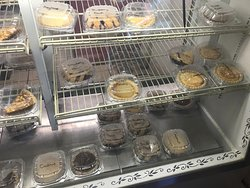 More selections at Jamestown Pie Company.