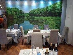 Salon de nuestro restaurante
