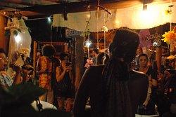 Show da Iná Avessa em uma edição do nosso Sarau Delas!