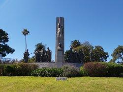 Parque Rodo Monumento a Jose E Rodo