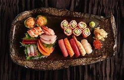 Sumosan Sushi Platter