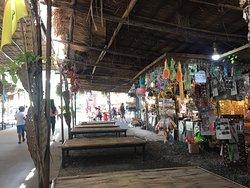 Lovely old-style market