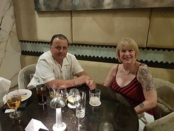 Pam and Mike at Lucca