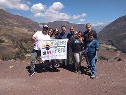 """""""Passeio no Vale Sagrado dos Incas - George William de Lira e Familia"""""""