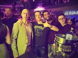 A little party never killed nobody.  Belgradenightlifetours.com